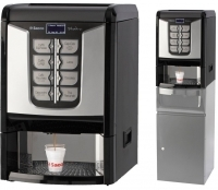 SAECO PHEDRA Table Top beverage dispenser Espresso 7GR 1S1D 230V