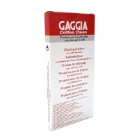 GAGGIA CLEANING TABLETS / COFFEE CLEAN (10TAB. X 1,6G)