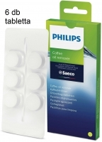 PHILIPS CLEANING TABLETS / COFFEE CLEAN (6TAB. X 1,6G)